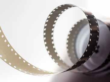 abstract analog art camera