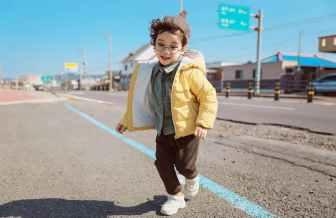 photo of boy wearing beanie